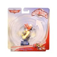 Disney Pixar Planes Micro Drifters Leadbottom, Dusty Crophopper, Skipper